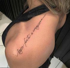 Feminine Tattoos: 132 Tattoos of Inspiration Tattoos for 2019 tattoo feminina - tattoo feminina deli Trendy Tattoos, Sexy Tattoos, Love Tattoos, Beautiful Tattoos, Picture Tattoos, Body Art Tattoos, Small Tattoos, Tattoos For Women, Tatoos