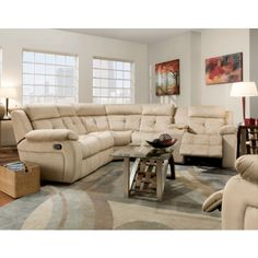 Paramount 3 Piece Home Theater Package | HOM Furniture | Furniture | Pinterest | Minneapolis Furniture retailers and Living spaces  sc 1 st  Pinterest : hom furniture sectionals - Sectionals, Sofas & Couches