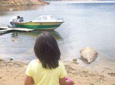 Laguna de Guatavita y Embalse de Tominé