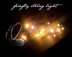 Pack of 6 Pcs Fairy Lights Bedroom 20 LEDs String Lights for Jar Centerpiece Wedding, Mason Jar Centerpieces, Diy Wedding Decorations, Mason Jars, Led Fairy Lights, Hanging Lights, Wall Lights, Starry String Lights, String Lights In The Bedroom