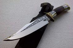 Strong edge blade