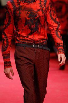 Details Dolce & Gabbana Spring 2015 Menswear
