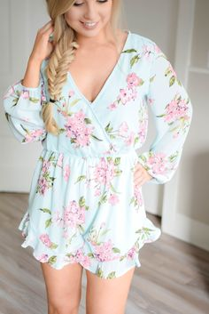 c55950c7595 Floral print woven romper with button front closure. - Machine wash cold  with like colors