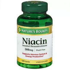 2/15/17 Too Much Vitamin B3 (Niacin) Might Cause Eczema | American Council on Science and Health