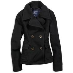 I love peacoats they are so cute!