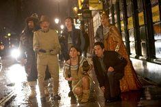 Rami Malek, Robin Williams, Ben Stiller, Patrick Gallagher, Mizuo Peck, Night at the Museum: Secret of the Tomb, 2014