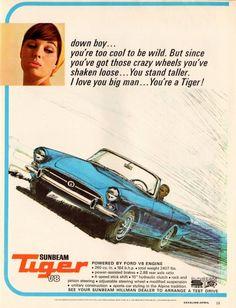 1965 Sunbeam Tiger