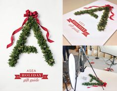 ASEA Holiday Gift Guide 2015 on Behance