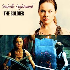 Isabelle Lightwood.