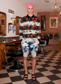 PRINTS  » Givenchy Spring 2014 Pre-Collection