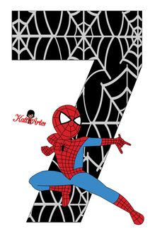 7-Spiderman