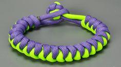 How to make Snake paracord bracelet
