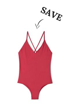 Spend VS Save: The Best Swimwear Trends This Spring Summer 2017 Best Swimwear, Lingerie, Manga, Bodysuit, Swimsuits, Spring Summer, One Piece, Fashion Trends, Outfits