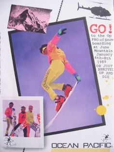 Image result for ocean pacific clothing 1980s
