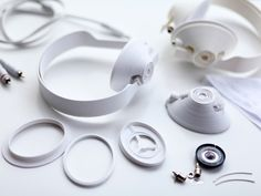 3D Printed Headphones | Teague Labs | DIY