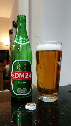Lomza Export Polish Lager