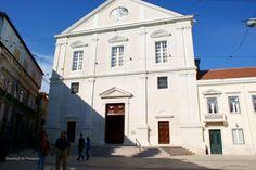 Lisboa - Igreja de São Roque