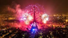 paris feu d'artifice 14 juillet 2014 - Recherche Google
