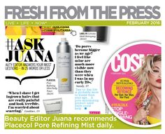 More Fresh from the Press. Hairspray, Cosmopolitan, Live Life, Mists, Hold On, Fresh, Hair Sprays, Naruto Sad, Quote Life