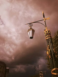 Фонарь в Санкт-Петербурге