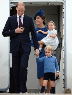 Day 1: The Cambridges Arrive in Victoria, British Columbia Kate Middleton Prince William, Prince William And Catherine, William Kate, William Arthur, Princess Margaret, Princess Kate, Princess Charlotte, Duchess Kate, Duke And Duchess
