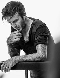 David Beckham Bodywear For H&M AW14 - http://www.295luv.com/fashion/david-beckham-bodywear-for-hm-aw14.html