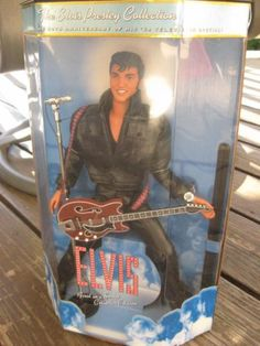 1998 Mattel The Elvis Presley Collection Doll