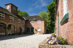 Luxury Holiday Cottages in Peak District, Cheshire, Derbyshire & Staffs, Hopton Hall Luxury Holiday Cottages, Peak District, Luxury Holidays, Derbyshire, Mansions, House Styles, Places, Travel, Home Decor