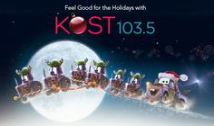 When Does Kost Christmas Music Start 2020 When Does Kost 103.5 Play Christmas Music 2020 | Cyzswd