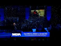 """Legendary singer/songwriter Carole King performed one of her classics, """"You've Got a Friend,"""" bringing an emotional close to the 2012 MDA SHOW of STRENGTH."""