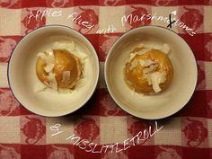 Marshmallows Apples by MissLittleTroll
