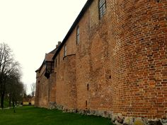 Nyborg castle, Funen Denmark, Home of the Danehof #visitfyn