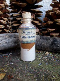 Rita's Better Business Hoodoo Powder  by RitaSpiritualGoods