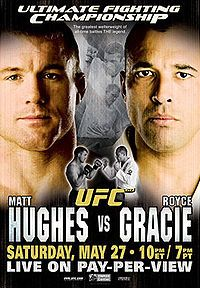 UFC 60: Hughes vs. Gracie.