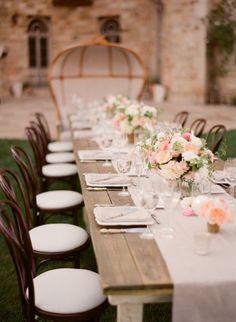 #tablescapes Photography by michaelandannacosta.com Wedding Planning + Design by joydevivre.net Floral Design by kellykaufmandesign.com
