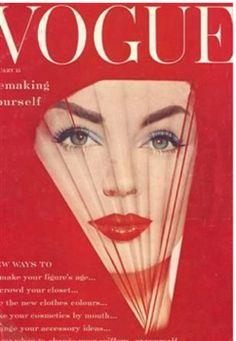 Dolores Hawkins, Vogue, 1958