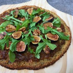 Cauliflower Pizza Crust – plantfoodpoet