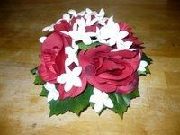 Cake Toppers For weddings, anniversaries, sweet 16, Baby Showers, all occasions! - Silk Wedding Flowers For Less!