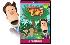 Free Bible Story DVD