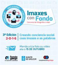 Concurso de fotografía e vídeo Imaxes con Fondo: Concello Bergondo