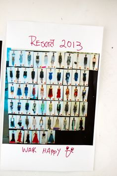 OSCAR DE LA RENTA RESORT 2013 - PHOTO BY WWW.NOVH.US