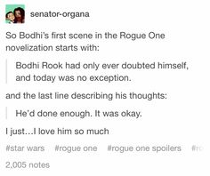 Bodhi Rook had only ever doubted himself, and today was no exception [...] He'd done enough. It was okay.