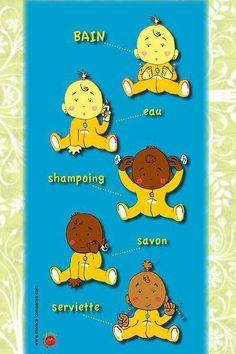 Les avantages de la langue des signes pour bébéIl existe de nombreux avantages à l'utilisation de la langue des signes... Sign Language Interpreter, Baby Sign Language, Signs, Doll Patterns, Alphabet, Baby Dolls, Scrapbook, Learning, Children