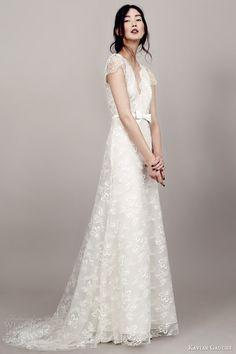 Kaviar Gauche 2015 Wedding Dresses — Papillon D'Amour Bridal Couture Collection