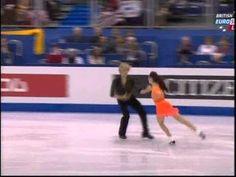 Meryl Davis & Charlie White - 2012 World Championships - SD