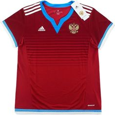 Adidas Russia Jersey Football Top Farfetch