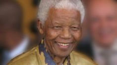 The 'great light', the great humanist, Nelson Mandela, gone but never forgotten - December 2013.