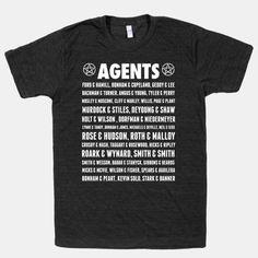 Winchester FBI Agents | T-Shirts, Tank Tops, Sweatshirts and Hoodies | HUMAN