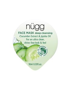 Nügg Deep Cleansing Face Mask Another former Best of Beauty winner, this single-serving mask is a triple threat: It absorbs oil, moisturizes, and soothes skin all at once.