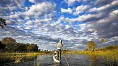 Mokoro expeditions: getting up close to the Okavango Delta wildlife and environs